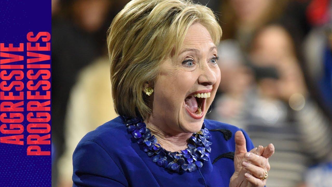 NOOOOOO!!! Hillary Running Again in 2020? thumbnail