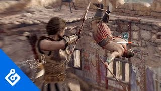 My Favorite Kills in Assassin's Creed Odyssey (Hunter Playstyle)