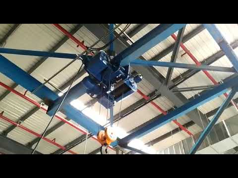 Electric Monorail Cranes