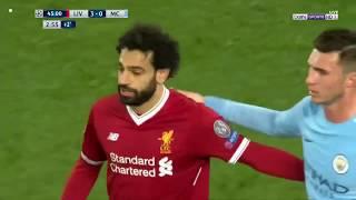 ملخص مباراة ليفربول ومانشستر سيتي 3-0 - محمد صلاح يصنع ويسجل هدف
