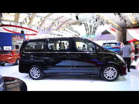 Review Hyundai H-1 IIMS 2016 | CarBay.co.id