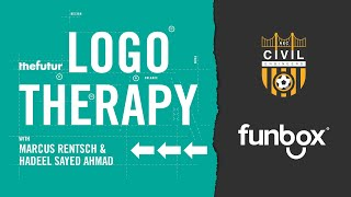 Logo Therapy— Badge & Identity System Design Process Ep. 7