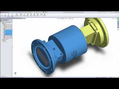 Webinar: Fully Embedded High Frequency Electromagnetic Simulation: HFWorks Inside SolidWorks