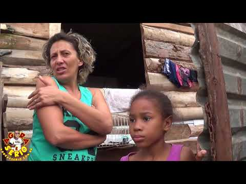 Autoridades só vão tomar alguma atitude quando Morrer alguém na Favela do Brancos Morro do Xuxu