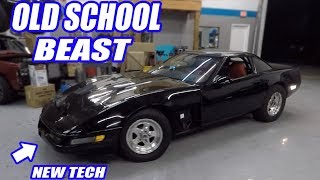 Prepping The Legend Corvette For Out Of State Grudge Racing. Will It Be Enough?