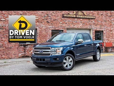 2018 Ford F-150 Platinum Power Stroke Review