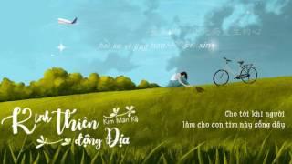 [Vietsub+Pinyin] Kinh Thiên Động Địa - Kim Mân Kỳ
