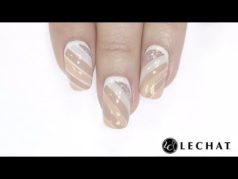 Perfect Match Exposed Collection Nude Line Art Nail Tutorial