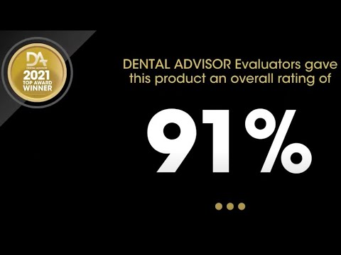 2021 Top Oral Healing Product award by DA
