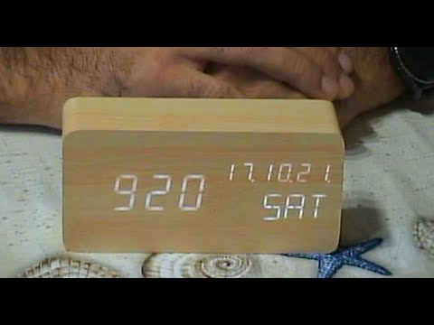 Orologi sveglia tipologie e funzionalità