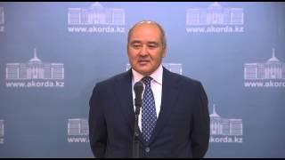Встреча с председателем правления АО «ФНБ «Самрук-Казына» Умирзаком Шукеевым