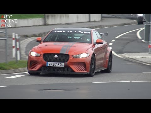 Jaguar XE SV Project 8