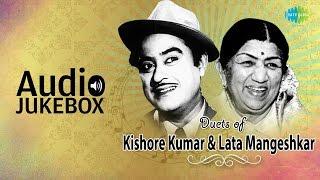 Best Of Lata Mangeshkar & Kishore Kumar Duets   Classic Romantic Songs   Audio Jukebox