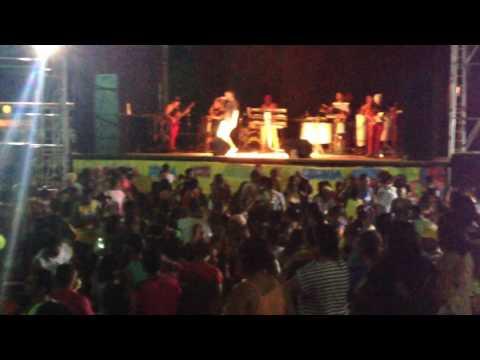 Carnaval em Bacurituba, um dos melhores da baixada