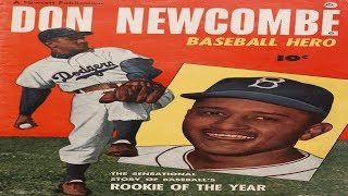 Don Newcombe, Baseball Hero Comix Book Movie