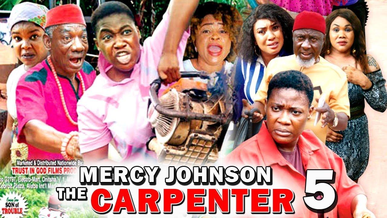 Mercy Johnson The Carpenter (2019) (Part 5)