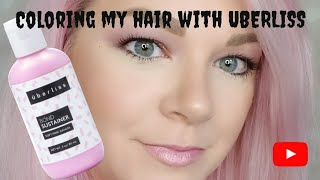 Going Pink with Uberliss Bond Sustainer in Soft Pink Dahlia