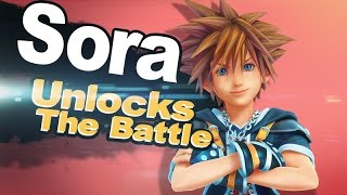 Super Smash Bros Wii U & 3DS: Sora (Fan Made Trailer)