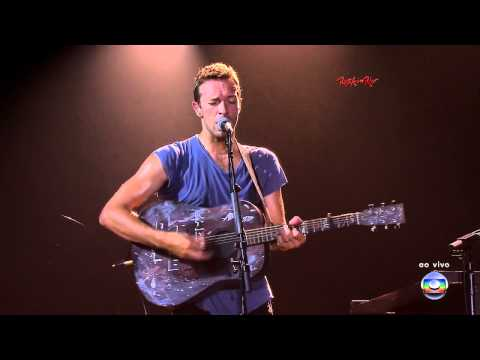 Coldplay (HD) - Us Against The World (Rock In Rio 2011)