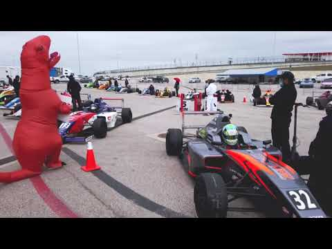 Linus Lundqvist Opens CoTA Finale with Victory