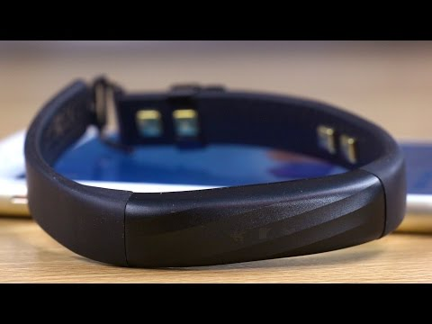 NEW! Jawbone UP3 Fitness Tracker Band Unboxing and Setup