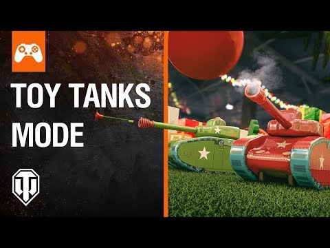 World of Tanks Console - Toy Tanks are back! de World of Tanks