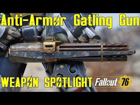 Top 10] Fallout 76 Best Weapons (And How to Get Them