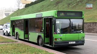 Попытка суицида водителя автобуса