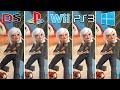 Monsters Vs Aliens 2009 Nds Vs Ps2 Vs Wii Vs Ps3 Vs Pc