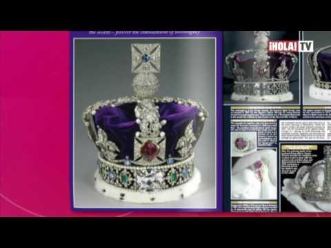 Los detalles de las coronas de Isabel II   Vidas Reales