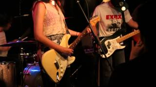 Speedy Ortiz - Ginger - Live at The Space