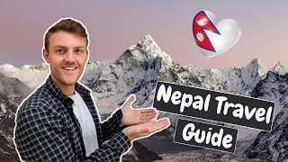 ULTIMATE NEPAL TRAVEL GUIDE! 🇳🇵 Everything You Need To Know!