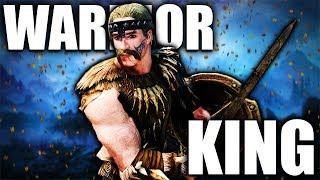 SKYRIM BUILDS: The Warrior King - Reachmen Legacy Build