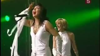 "ARABESQUE original Michaela Rose ""Once In A Blue Moon"" (Saint-Petersburg, Retro FM 2006)"