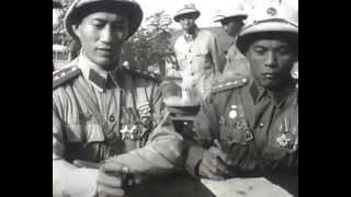Bộ đội Biên phòng Việt Nam biểu diễn