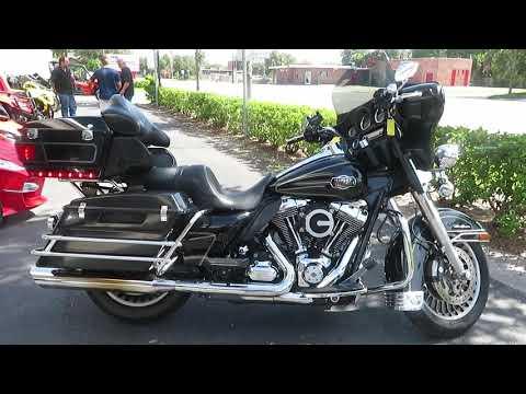 2013 Harley-Davidson Touring Ultra Classic Electra Glide in Sanford, Florida - Video 1