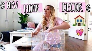 New Home Decor!! AlishaMarieVlogs
