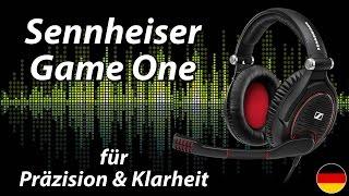 Sennheiser Game One Test   für Präzision & Klarheit (deutsch)
