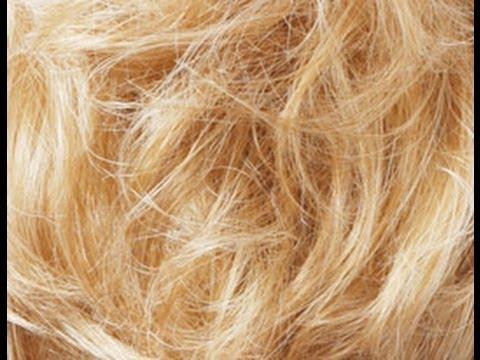 Die Maske aus dem Zitronensaft für das Haar das Klären