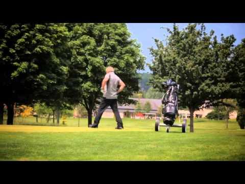 Chariot de golf électrique télécommandé lithium haut de gamme VID MAXX