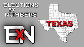 Elections By Numbers: Texas 2020