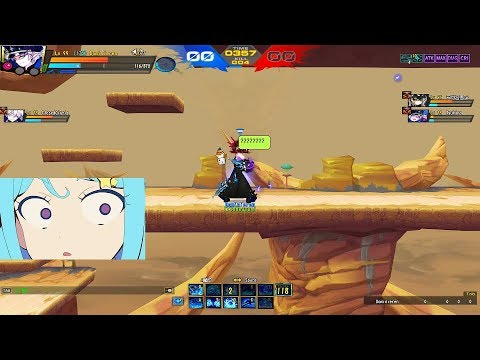 Elsword Review - New Update 11th July + Chaos Leviathan Boss