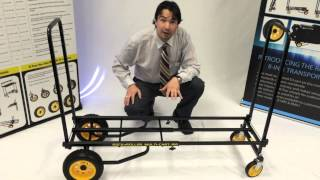 """RocknRoller Multi-Cart R10RT """"Max"""" Product Overview"""