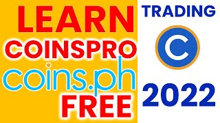 GOOD NEWS: CX (coins.ph exchange) START Trading Now! | Dad's Tricks