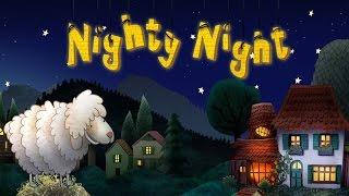 Спокойной ночи животные/ Nighty Night apps for kids - Детская игра сказка перед сном.