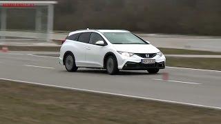preview picture of video 'Honda Civic Tourer 2014 Präsentation'