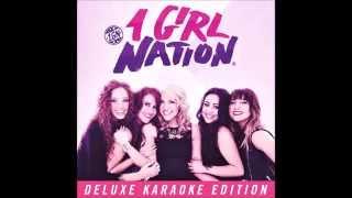 1 Girl Nation Deluxe Karaokê Edition CD COMPLETO