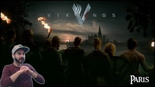 "Vikings - Season 3 Episode 7 REACTION! ""Paris"" 3x7"