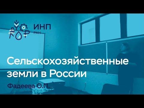 Землепользование в России: почему и как у нас все устроено?