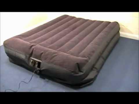 intex pools pillow rest queen 66702
